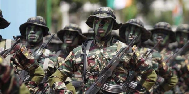 Photo de Côte d'Ivoire: 500 candidats retenus pour intégrer les Forces spéciales