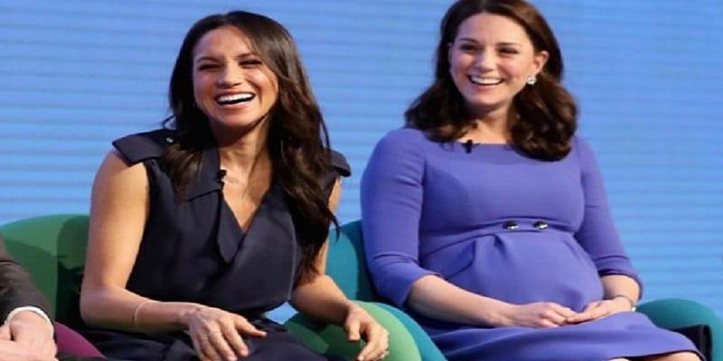 Photo de People : Meghan Markle attendrait-elle des jumeaux ?
