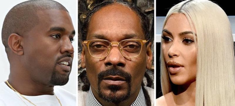 Photo de People : Snoop Dogg clashe Kim Kardashian…Kanye West réagit! (Vidéo)
