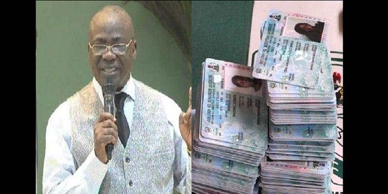 Photo de Nigeria: une église interdit le culte aux membres sans carte d'électeur