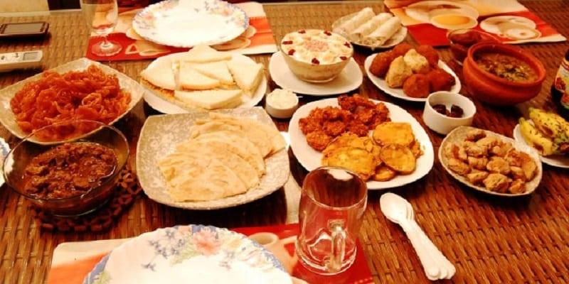 Photo de Ramadan: 4 aliments sains à inclure dans votre calendrier alimentaire