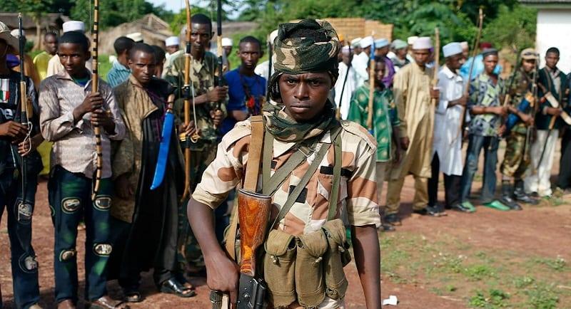 Photo de Centrafrique : Deux Sénégalais tués et brûlés vifs (photo)