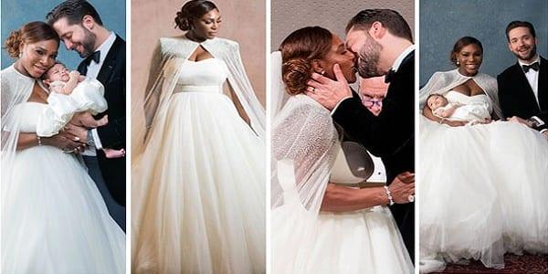 Photo de Après son mariage, Serena Williams revient sur un détail important