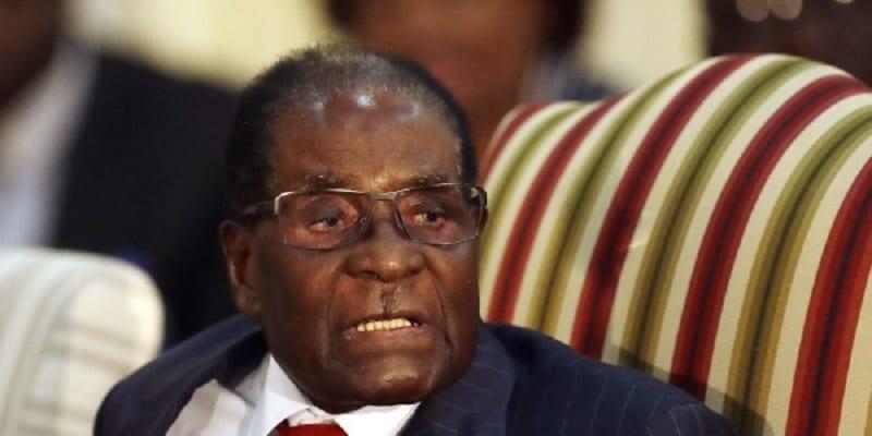 Photo de Zimbabwe: Rober Mugabe convoqué pour l'affaire des diamants