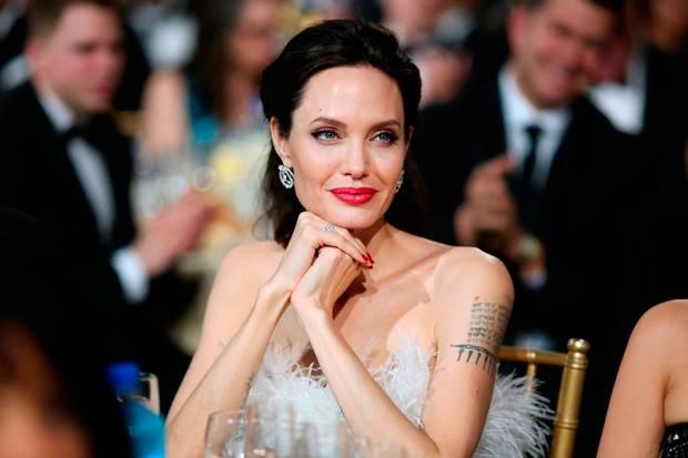 Photo de People : Voici à combien s'élève la fortune d'Angelina Jolie