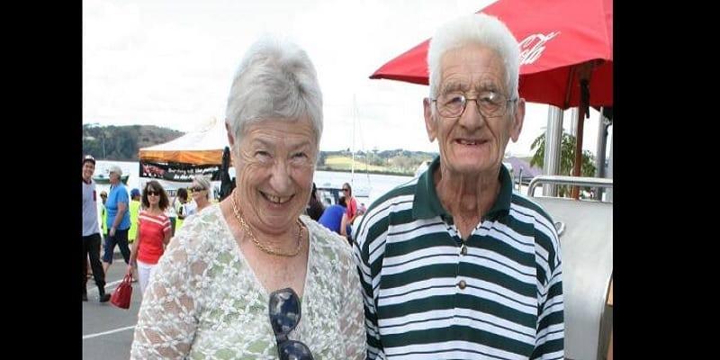 Photo de Nouvelle-Zélande: un couple meurt le même jour après 61 ans de mariage
