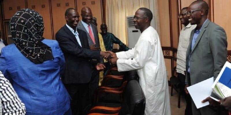 Photo de Sénégal: Le gouvernement et les enseignants font la paix!