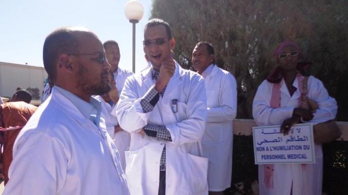 Photo de Mauritanie : Les médecins entament une grève illimitée