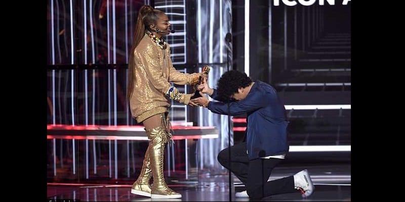 Photo de Billboard Music Awards 2018: Bruno Mars rend hommage à Janet Jackson (photos)