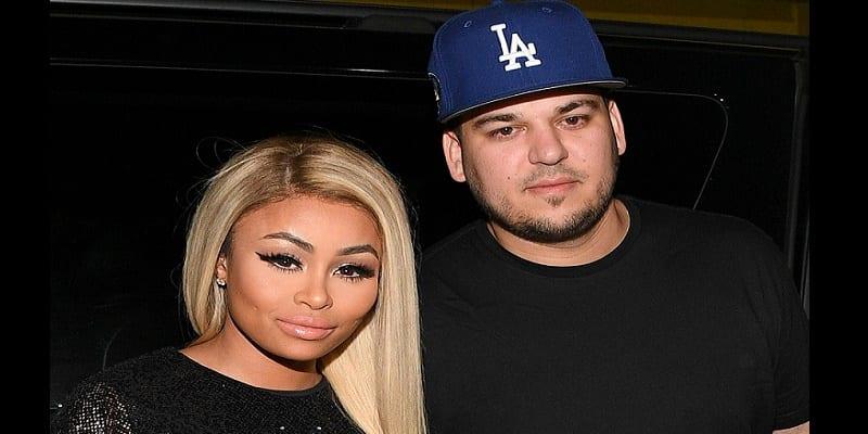 Photo de Blac Chyna, suspectée de vouloir réconquérir Rob Kardashian pour son argent?