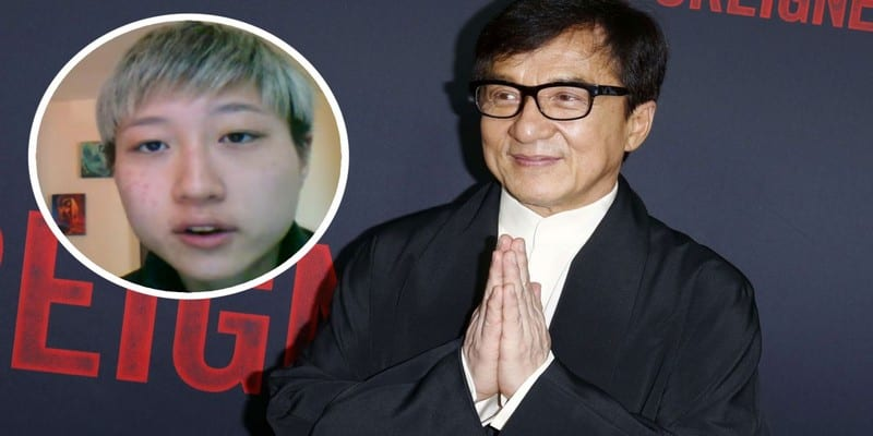 Photo de People: La fille de l'acteur Jackie Chan fait une troublante révélation sur sa vie (Vidéo)