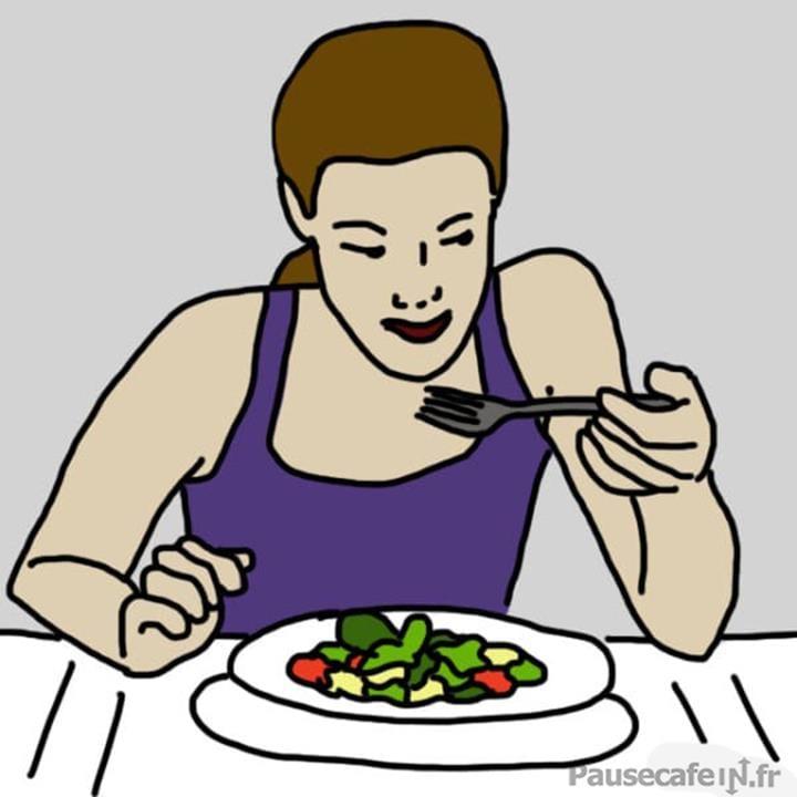 Photo de Santé: Cette mauvaise habitude à table qui augmente le risque d'AVC