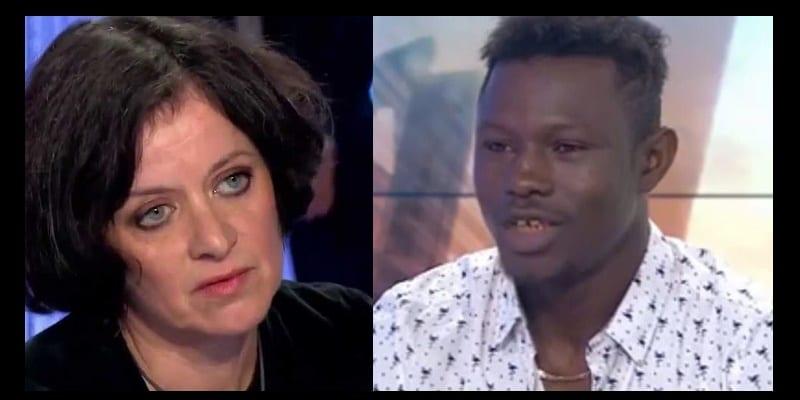 Photo de France: Elisabeth Levy condamne la réception du jeune Malien à l'Elysée (vidéo)