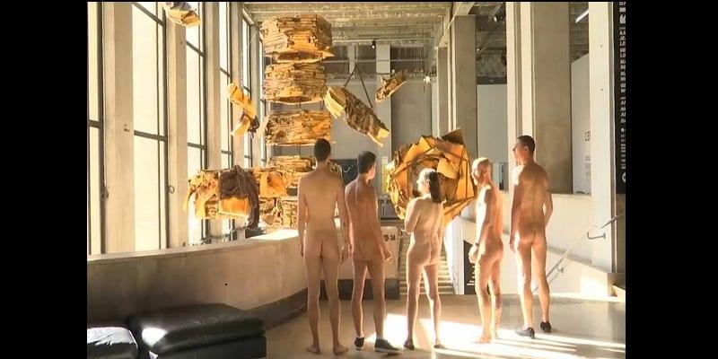 Photo de France: Un musée parisien ouvre ses portes aux nudistes (photos)