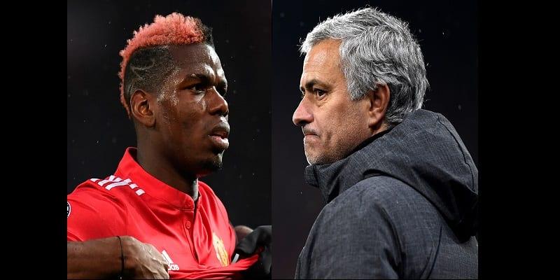 Photo de Manchester United: Paul Pogba qualifie Mourinho d'entraîneur «le plus fou»
