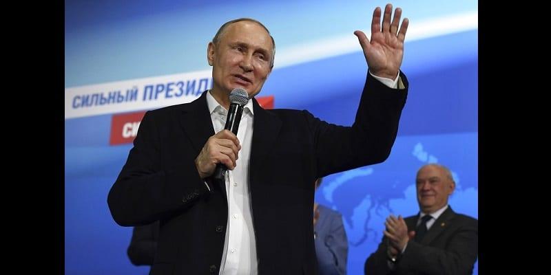 Photo de Russie: Vladimir Poutine annonce la date de sa démission