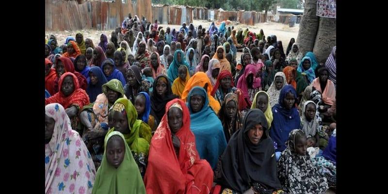 Photo de Nigeria: Les femmes violées en échange de nourriture (vidéo)
