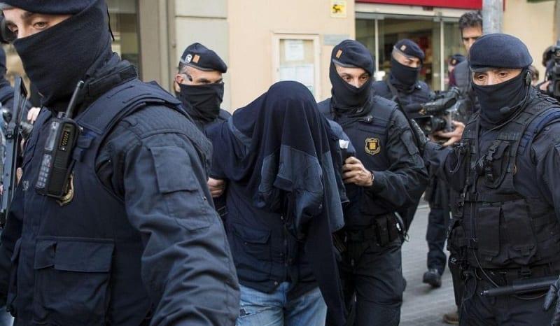 Photo de Espagne: Un présumé terroriste sénégalais arrêté