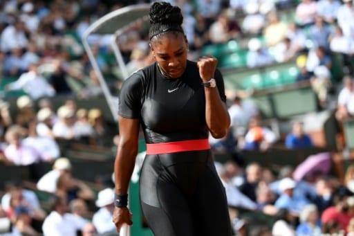 Photo de People : Le message de Serena Williams aux jeunes mamans