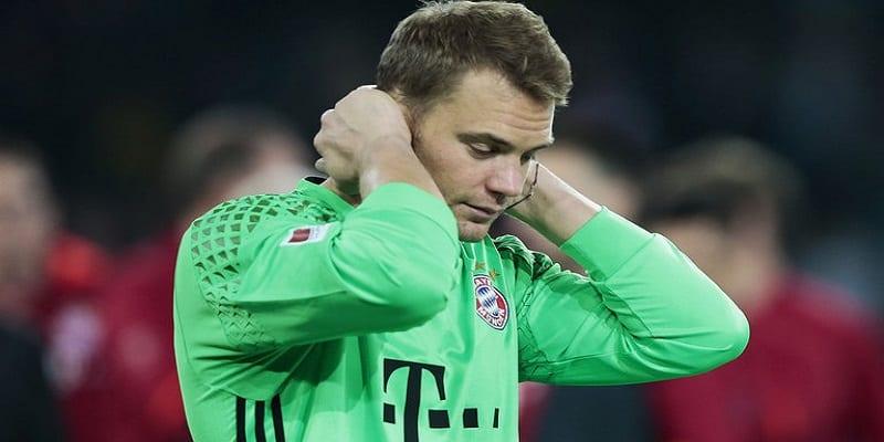 Photo de Coupe du monde 2018: L'Allemagne est inquiète à propos de Neuer