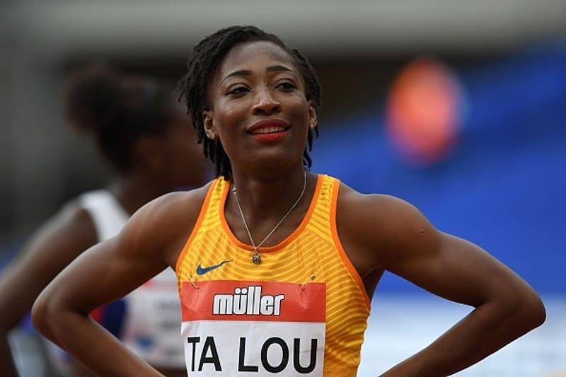 Photo de Athlétisme/Ligue de Diamant : Marie-Josée Ta Lou remporte le 100 m