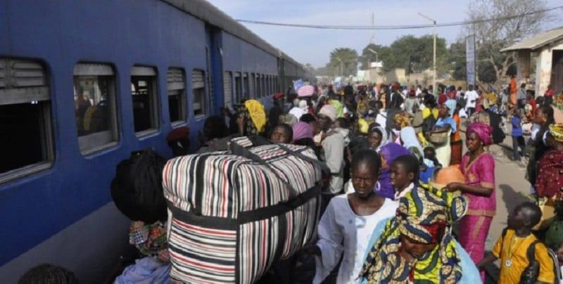 Photo de Sénégal : Une femme se suicide en se jetant sous un train