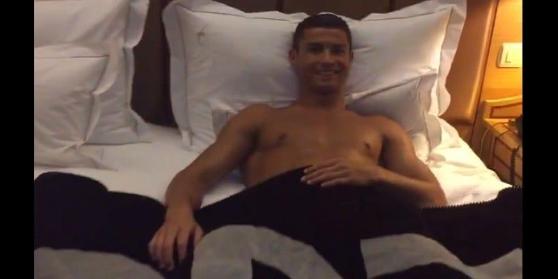 Photo de Mondial 2018: Quand des supporters iraniens empêchent Ronaldo de dormir (Vidéo)
