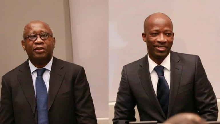 Photo de CPI: Reprise du procès de Gbagbo et Blé Goudé ce lundi