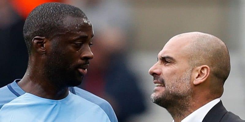 Photo de Manchester City: Yaya Touré fait de graves révélations sur Pep Guardiola