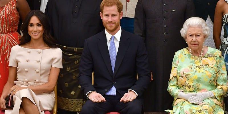 Photo de People : Le prince Harry a refusé de tenir la main de son épouse lors d'un événement(Vidéo)