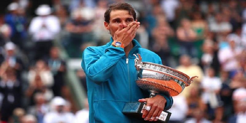 Photo de Roland Garros: Raphael Nadal remporte son onzième trophée
