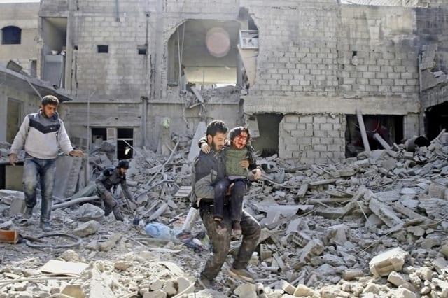 Photo de Syrie : L'ONU accuse Damas de crimes contre l'humanité dans la Ghouta