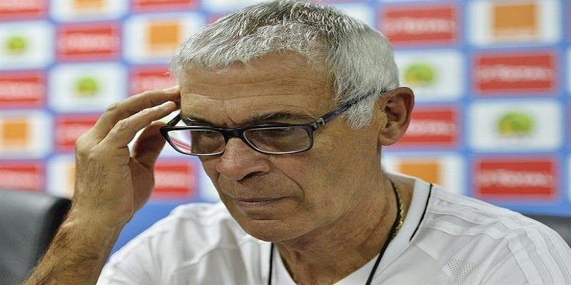 Photo de Mondial 2018: Le sélectionneur de l'Egypte remercié