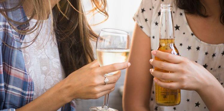 Photo de Santé: Mesdames, voici les effets de l'alcool pendant vos périodes de menstrues