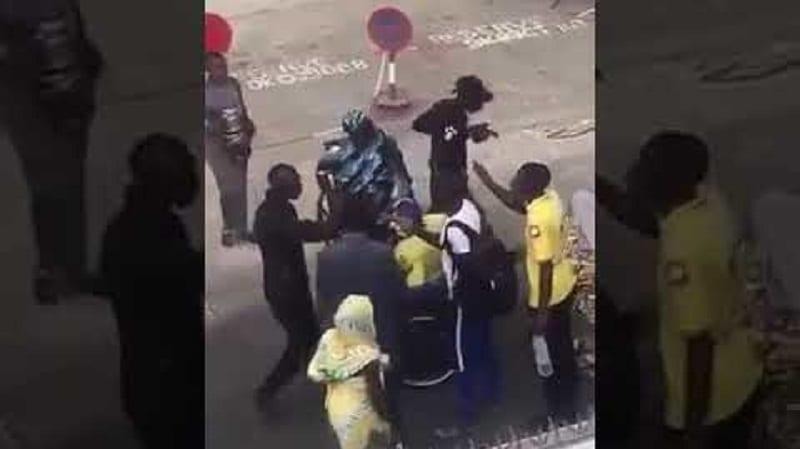 Photo de Sénégal : Des femmes handicapées violentées par un Agent de Sécurité de Proximité (vidéo)