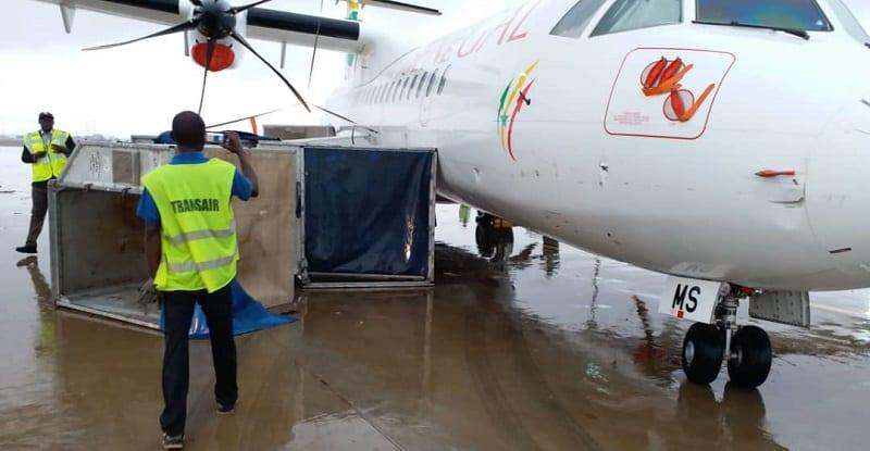Photo de Sénégal : Un orage endommage 3 avions, l'aéroport commandite un audit (Photos)