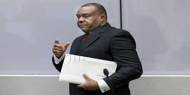 Photo de Justice: Jean-Pierre Bemba acquitté par la CPI
