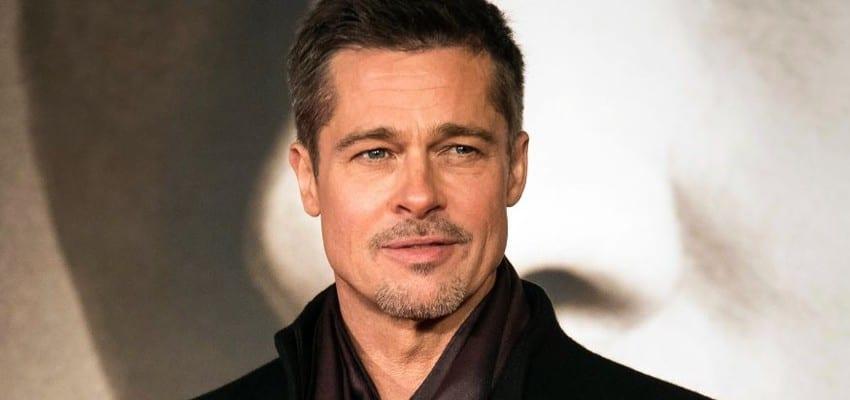 Photo de People : Les dernières infos concernant la vie amoureuse de Brad Pitt