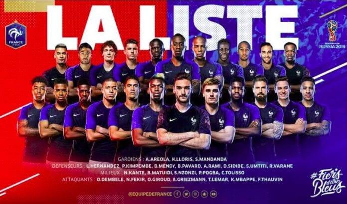Photo de Mondial 2018: Le Top 10 des équipes les plus chères en transfert