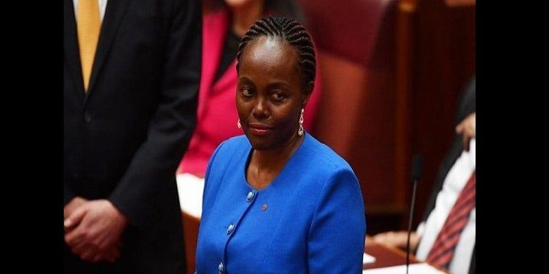 Photo de Australie: Lucy Gichuhi, première sénatrice d'origine africaine accusée de détournement
