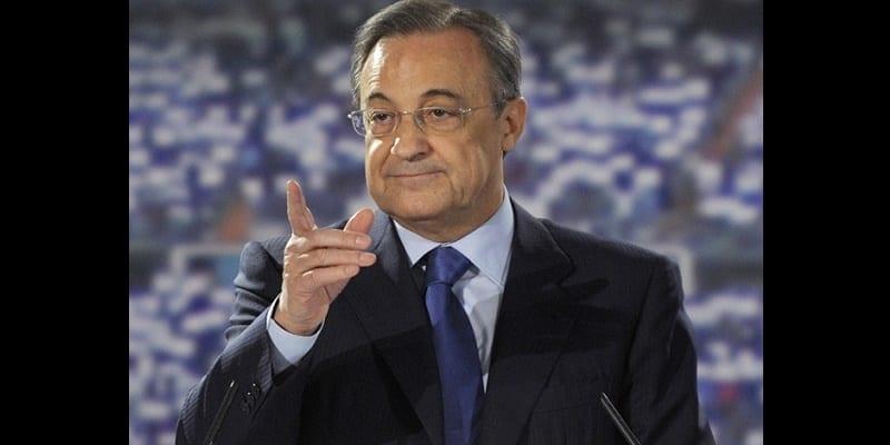 Photo de Réal Madrid: Florentino Pérez tacle sévèrement la fédération Espagnole