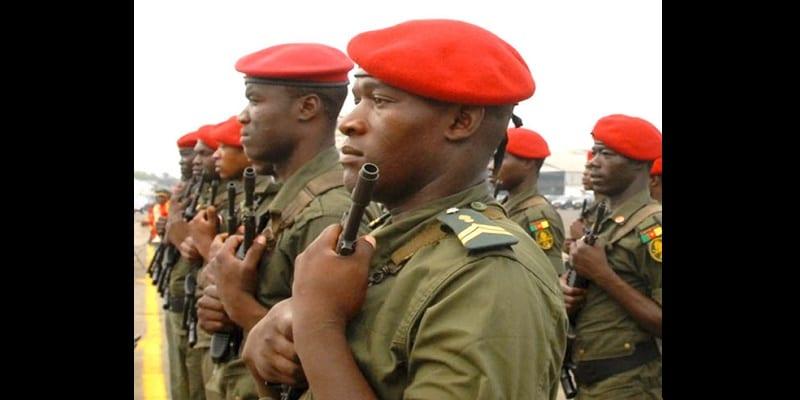 Photo de Crise anglophone : Des gendarmes mis aux arrêts. La raison !