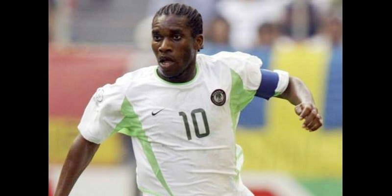 Photo de Football: Découvrez le record de Jay Jay Okocha en coupe du Monde