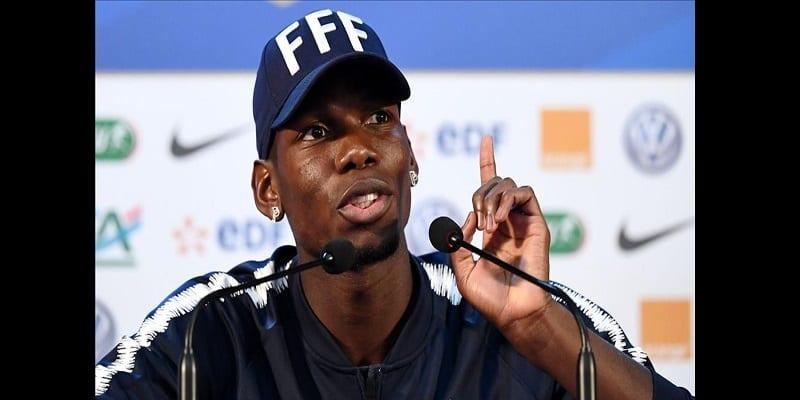 Photo de Manchester-United: Paul Pogba présente ses excuses
