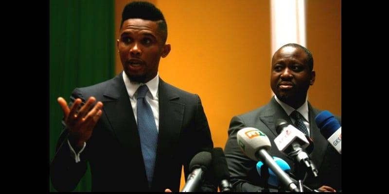 Photo de Côte d'ivoire: Cette déclaration de Samuel Eto'o qui a ému les députés