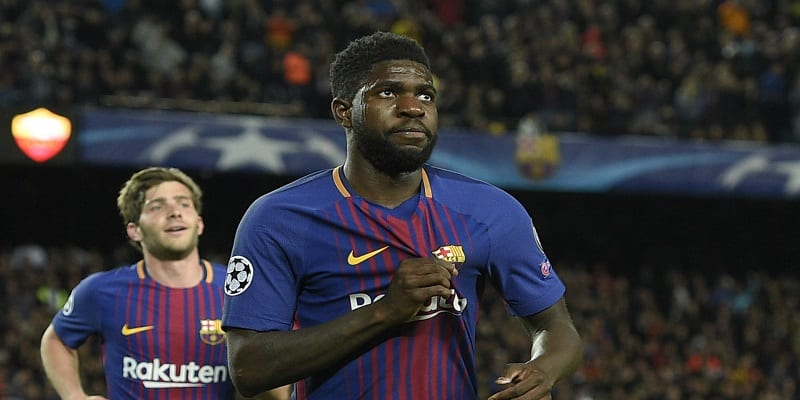 Photo de FC Barcelone: Samuel Umtiti prolonge son contrat