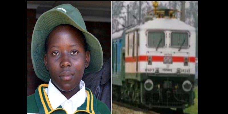 Photo de Zimbabwe: Une fille de 13 ans empêche un train de tuer plus de 300 personnes