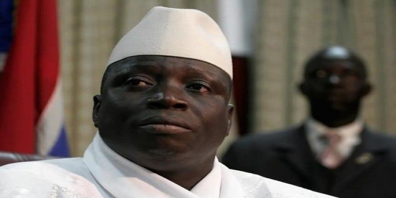 Photo de Gambie: Plainte contre Yaya Jammeh pour ses médicaments anti-sida