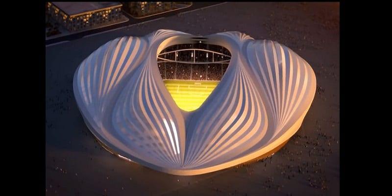 Photo de Mondial 2022: Découvrez l'architecte du «stade vagin» qui a fait le buzz sur la toile (photos)