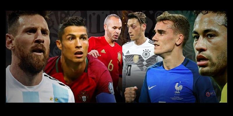 Photo de Découvrez l'équipe type de la FIFA à l'issue du Mondial 2018